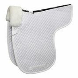 Cavallino Quilted Dressage Saddle Cloth