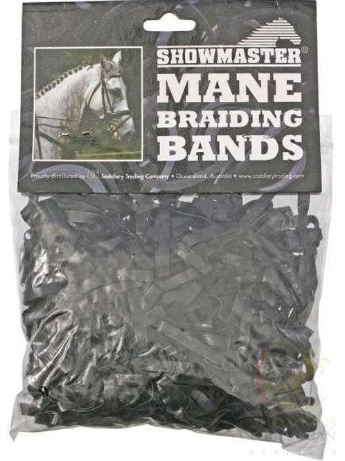 Mane Braiding Bands