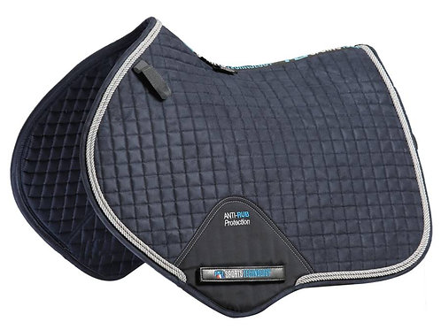 Premier Techno-Suede Close Contact Jump Saddle Pad
