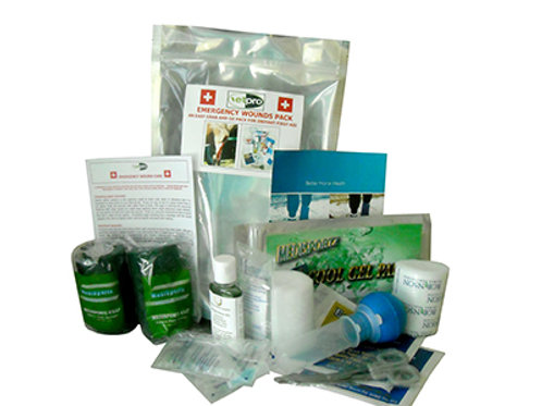 Vetpro Emergency Wound Pack