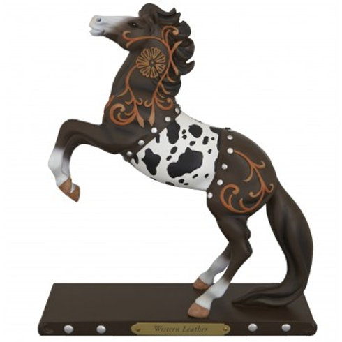 Painted Pony Western Leather