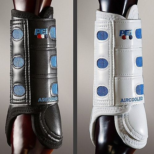 Premier Equine Air-Cooled BL1 Eventing Boots Front