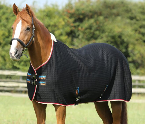 Wicks Away Moisture Leaving You With A Warm And Dry Horse