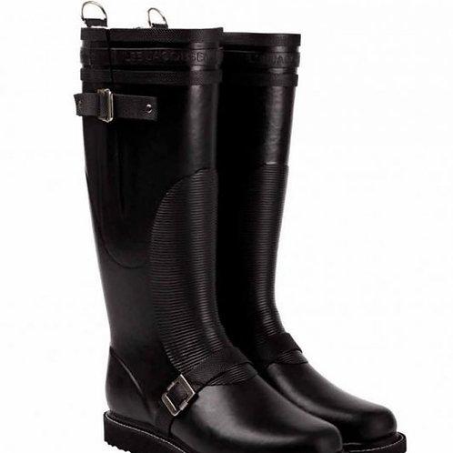 Ilse Jacobsen Rain Boots Black
