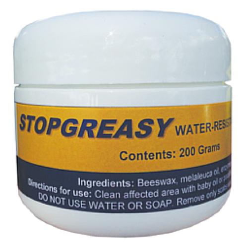 Stop Greasy