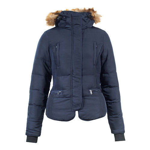 HORZE ARIANA Lds Short Coat