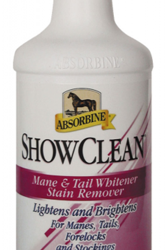 Asorbine Show Clean - Mane & Tail Whitener