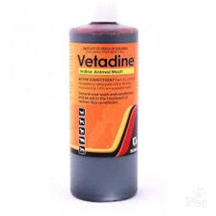 Vetadine Iodine Animal Wash