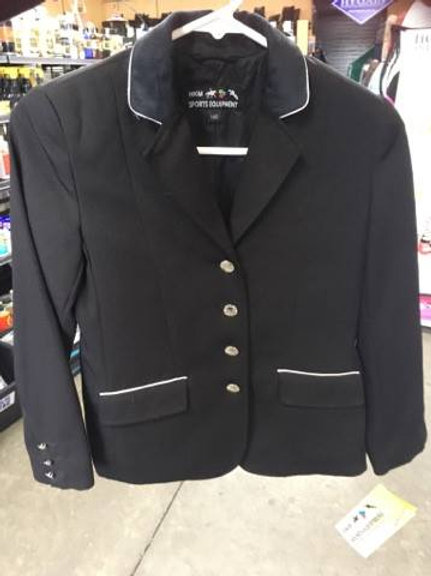 HKM Childs Jacket Black 140