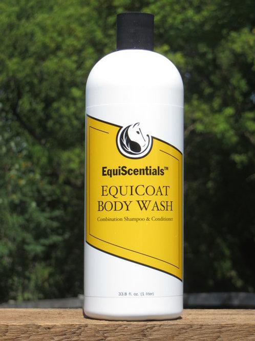 EquiScentials EquiCoat Body Wash - 1 Litre