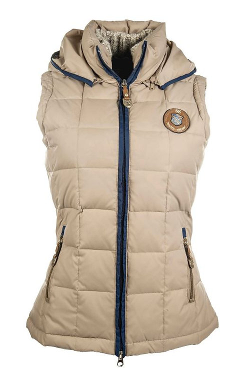 HKM Roma Riding Vest with Thick lining