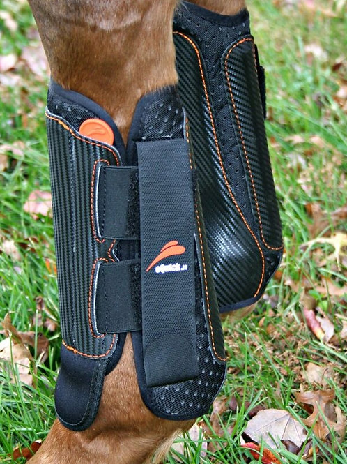 eQuick eVenting Cross Country Front Boot