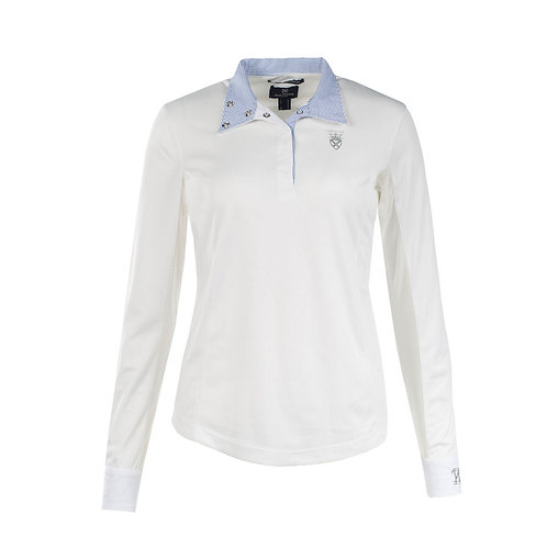 Horze Blaire Lds Long Sleeve Shirt