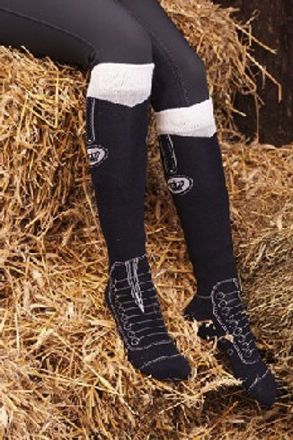 HKM Riding Socks