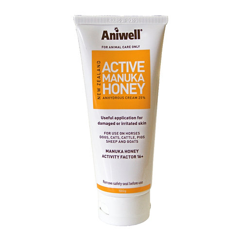 Active Manuka Honey Ointment 100g