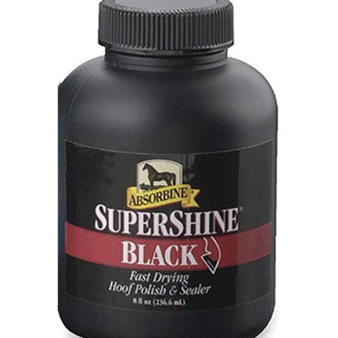 Absorbine Supershine Hoof Black