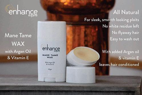 Enhance Equine Mane Tame Wax