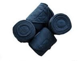 HKM  Polar Fleece Bandaging Set of 4