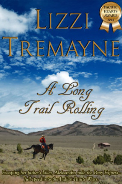 """The Long Trail Rolling"" by Lizzi Tremayne"