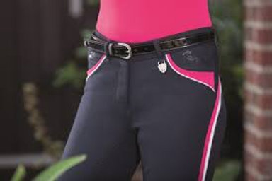 HKM Wave Polo Classic Ladies Breeches