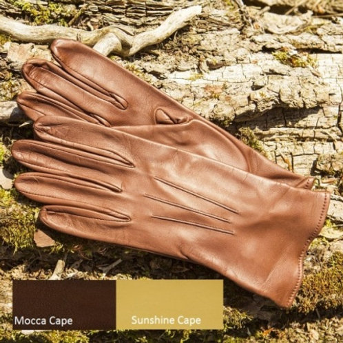 Chester Jefferies Sportac Leather Gloves - Youth