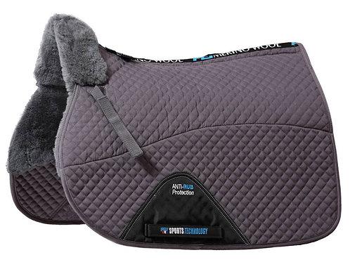 Premier Merino Wool Saddle Pad - GP/Jump Square