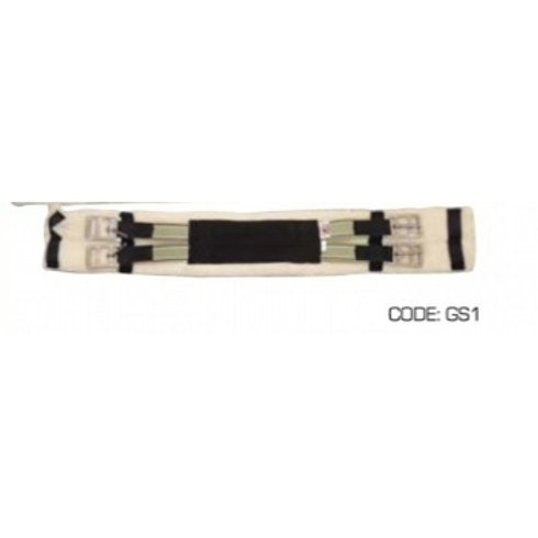 Equinenz Wool Lined Dressage Girth