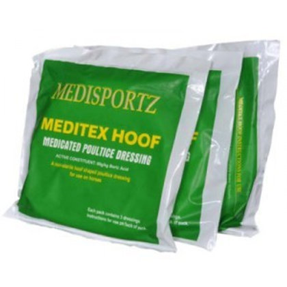 Meditex Hoof medicated Poultice Dressage