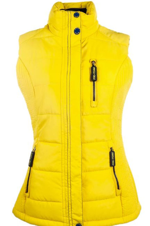 HKM Quilted Vest Flash
