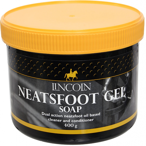 Lincoln Neatsfoot Gel Soap  400g