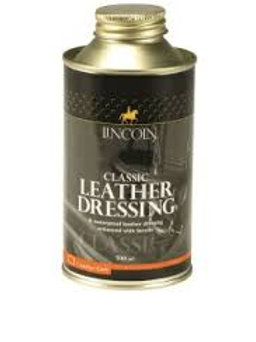 Lincoln Leather Dressing  500ml
