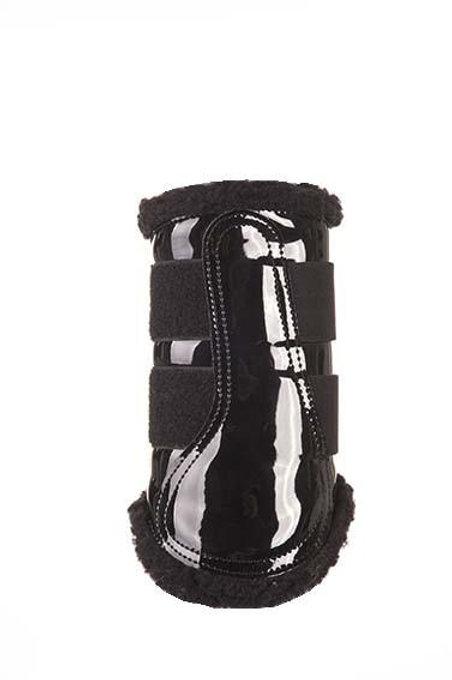 HKM Patent Brush Boots