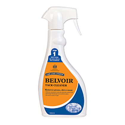 Belvoir Tack Cleaner - Step 1