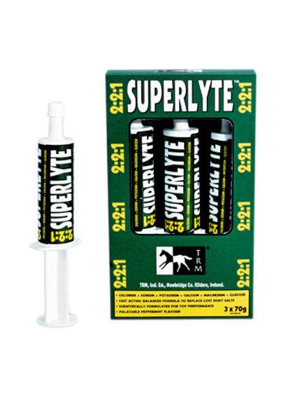 Superlyte Syringe 70g - 3PK