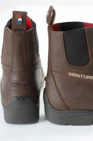 PEI Venture Paddock Boots Brown EU40