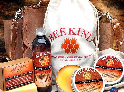 BeeKind Complete Leather Kit