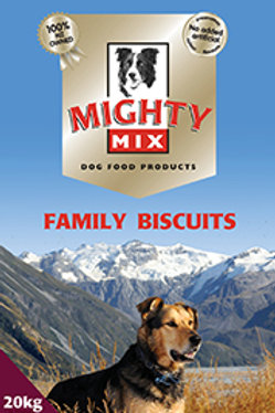 Mighty Mix Family Dog Food