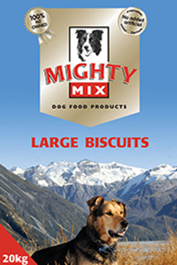 Mighty Mix Large Dog Food