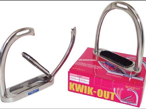 Kwik-Out Safety Stirrups