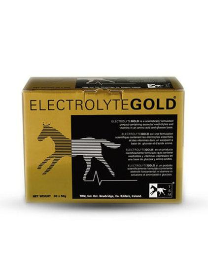 Electrolyte Gold 30 x 5g Sachets