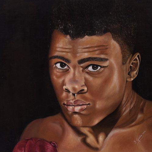 I Am Activist: Muhammad Ali, 2017. JACooke