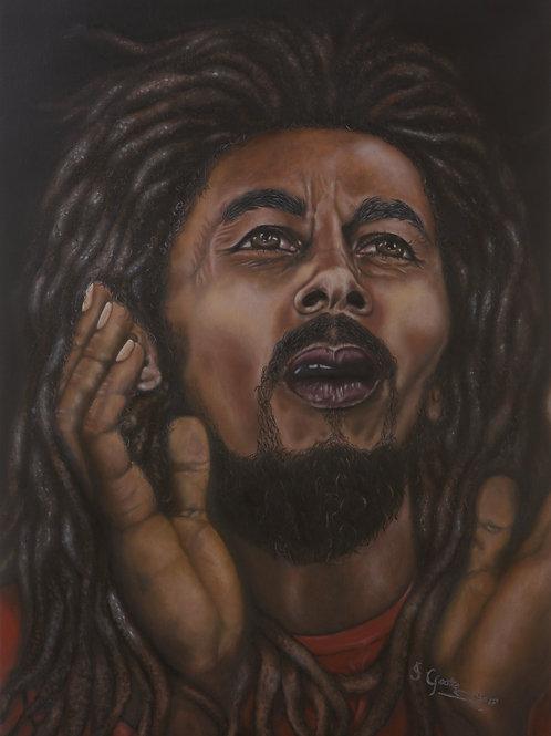 I Am Activist: Bob Marley, 2018. JACooke