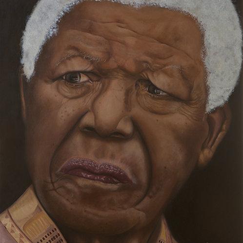 I Am Activist: Nelson Mandela, 2018. JACooke