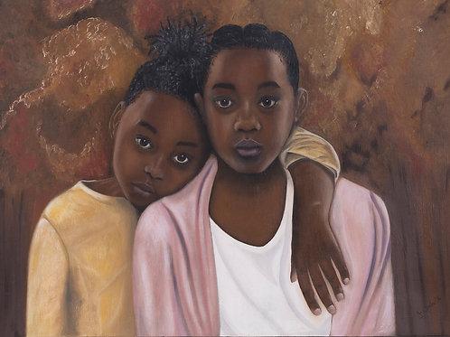 Sisterly Love, 2016. JACooke