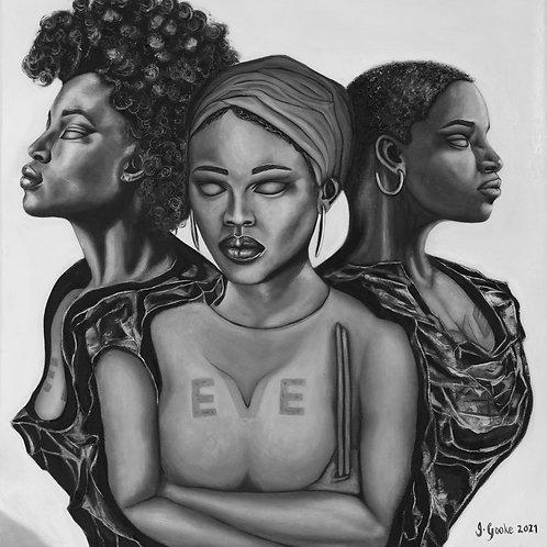 Urban: Eve Gene, 2021. JACooke