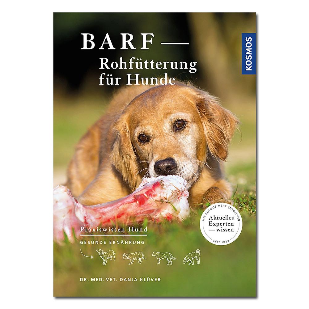 Aus der Literatur-Ecke: Buch BARF - Rohfütterung für Hunde