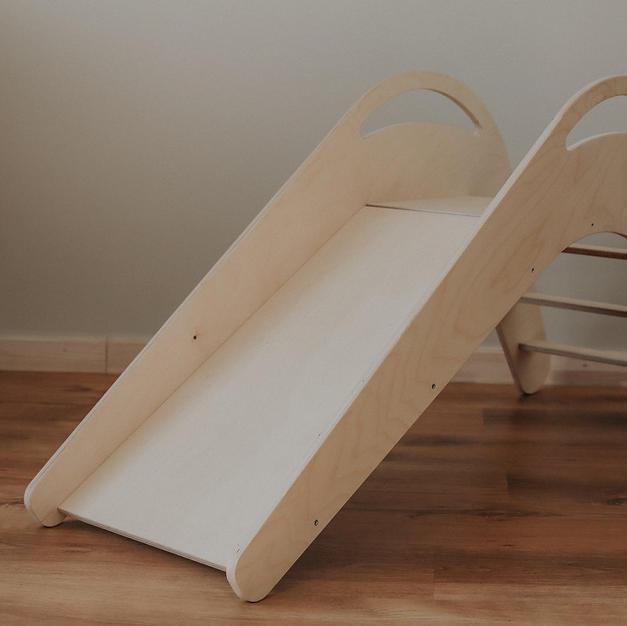 Etsy GJsteelandwood Wooden Slide