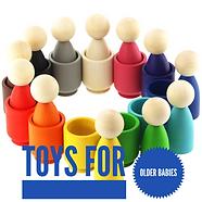 Toys babies