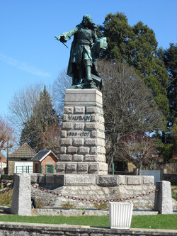 Statue Vauban