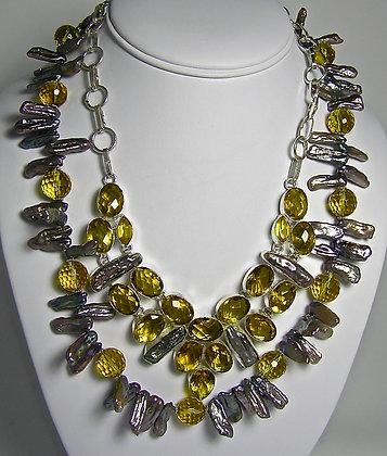 Naomi Necklace (2 necklaces) priced individuallly